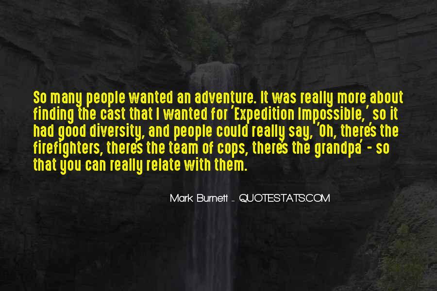 Good Adventure Quotes #1322464
