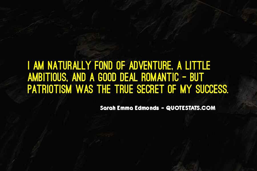 Good Adventure Quotes #1479800