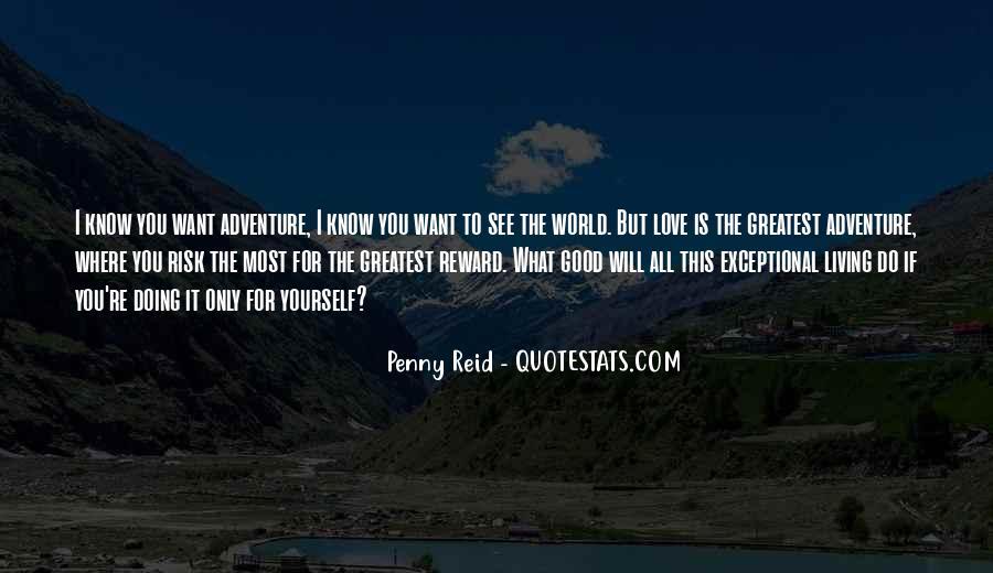 Good Adventure Quotes #1490083
