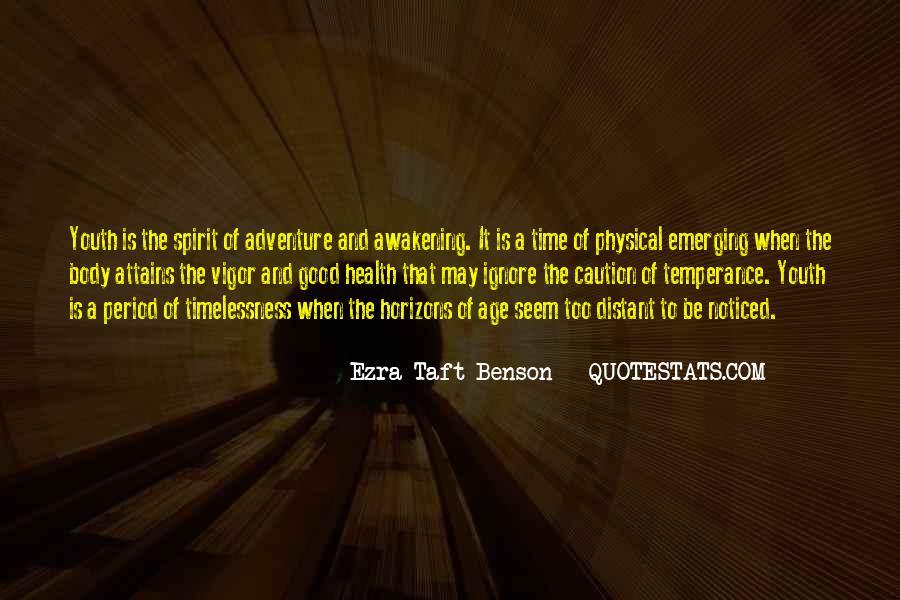 Good Adventure Quotes #1608162
