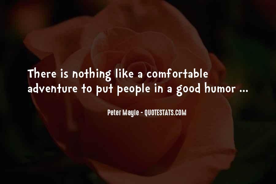 Good Adventure Quotes #1675845