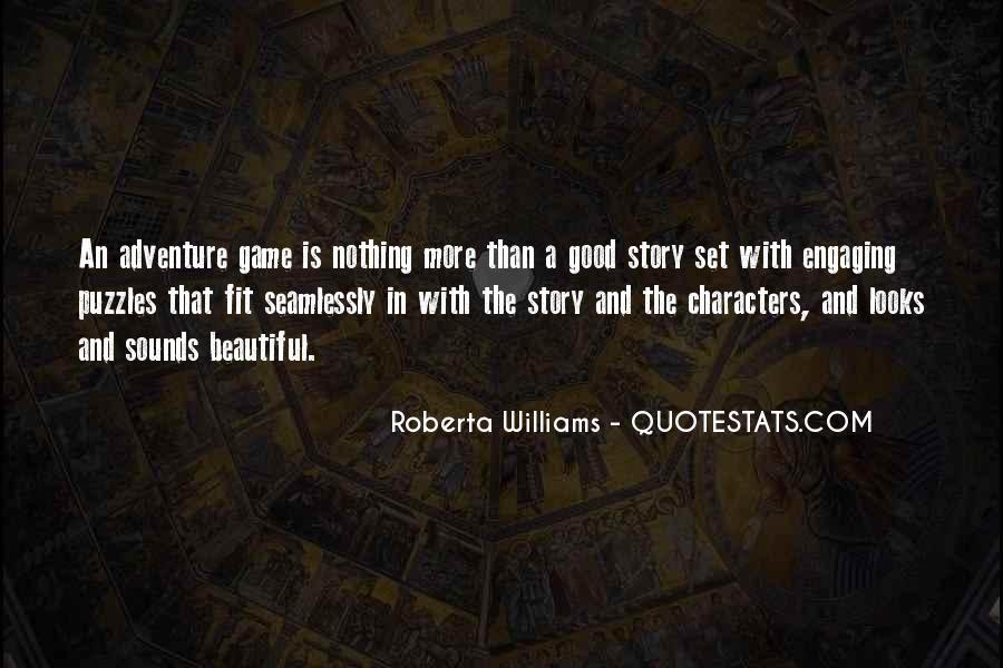 Good Adventure Quotes #1685605