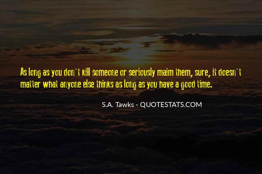 Good Adventure Quotes #1750180