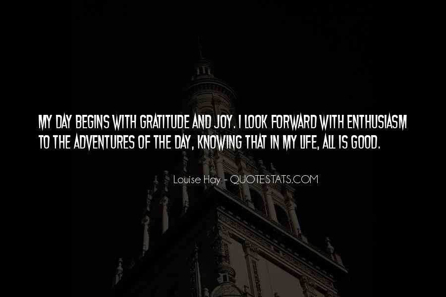 Good Adventure Quotes #1833553