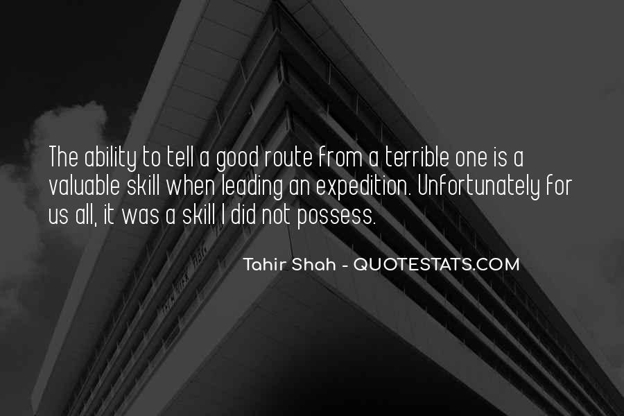 Good Adventure Quotes #341829