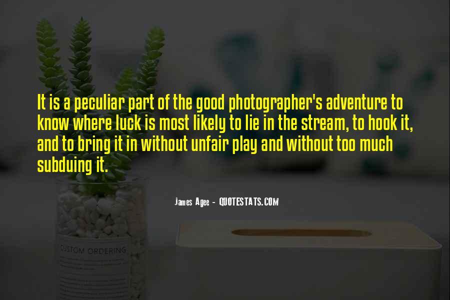 Good Adventure Quotes #469614