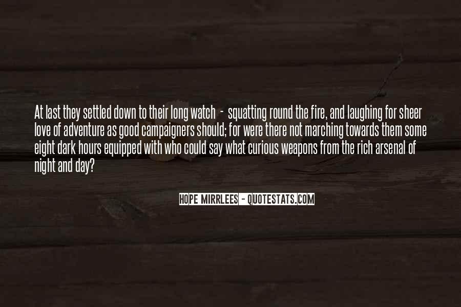 Good Adventure Quotes #52155