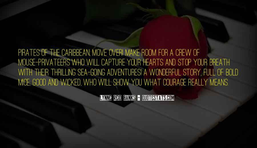 Good Adventure Quotes #524478