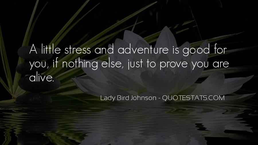Good Adventure Quotes #847167