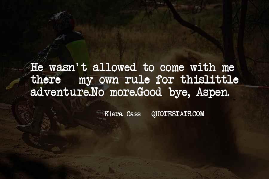 Good Adventure Quotes #913773
