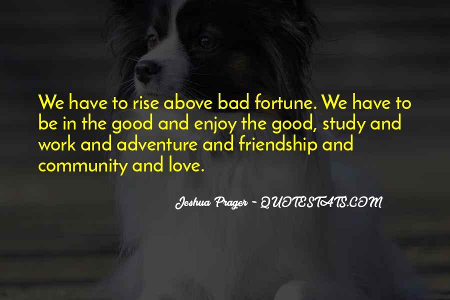 Good Adventure Quotes #946204