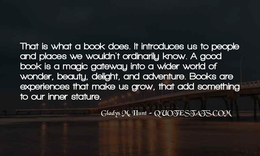 Good Adventure Quotes #974669