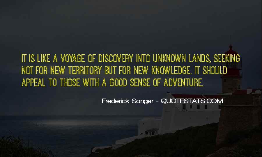 Good Adventure Quotes #987880