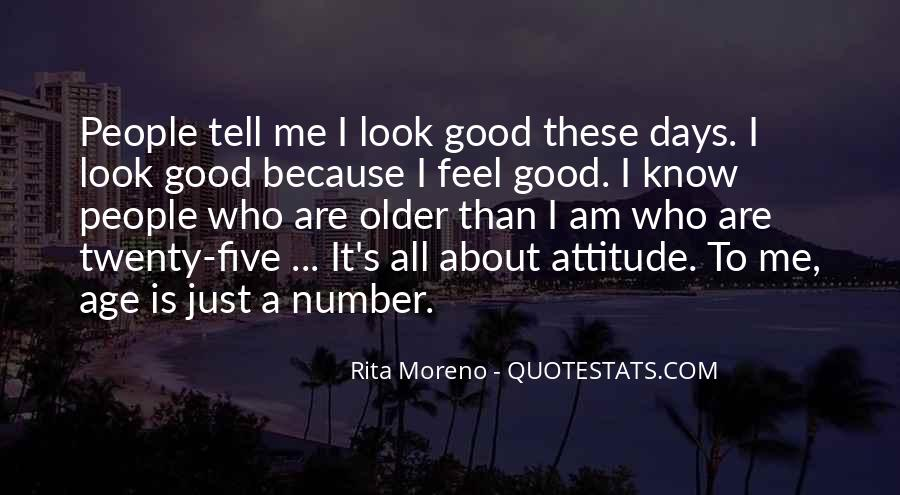 Good All About Me Quotes #145631