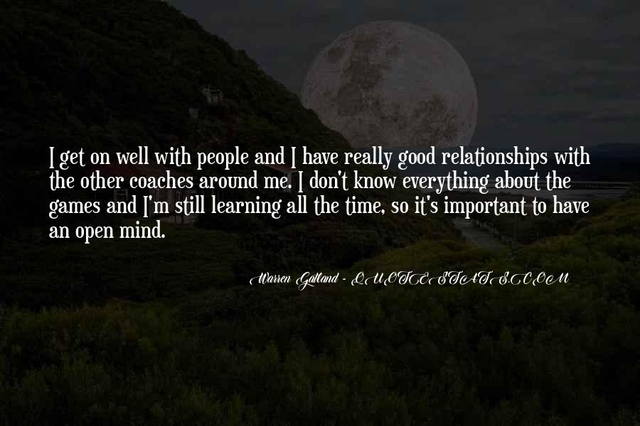 Good All About Me Quotes #227259