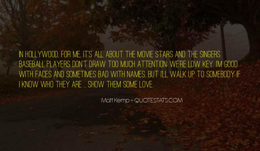 Good All About Me Quotes #756648