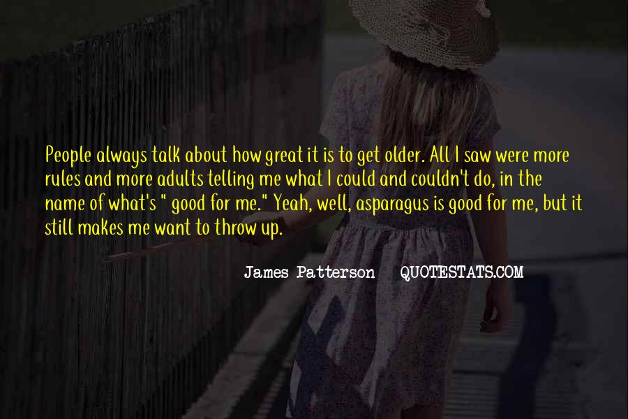 Good All About Me Quotes #85748