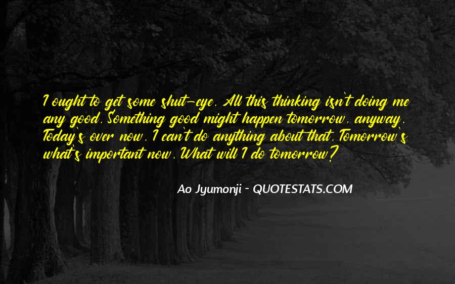 Good All About Me Quotes #865262