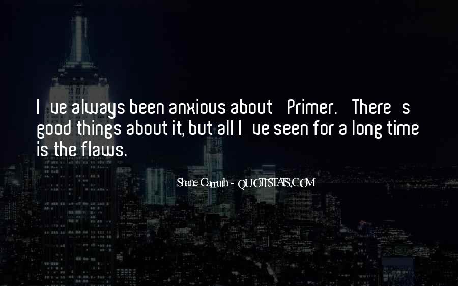 Good Anxious Quotes #373425