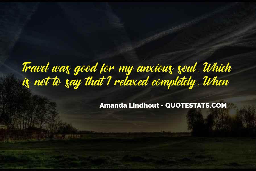 Good Anxious Quotes #719272
