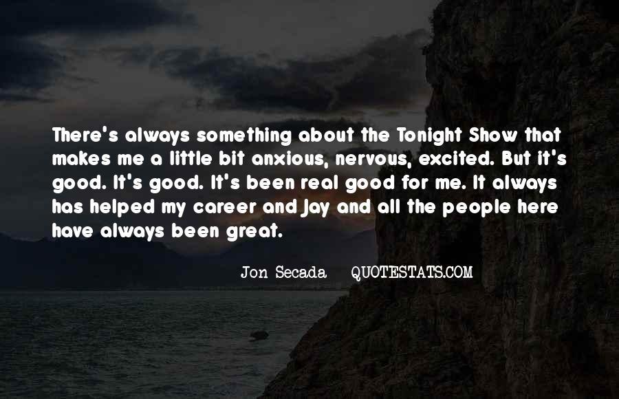 Good Anxious Quotes #892087