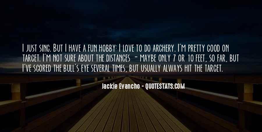 Good Archery Quotes #290232