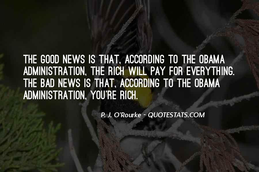 Good Bad News Quotes #201145