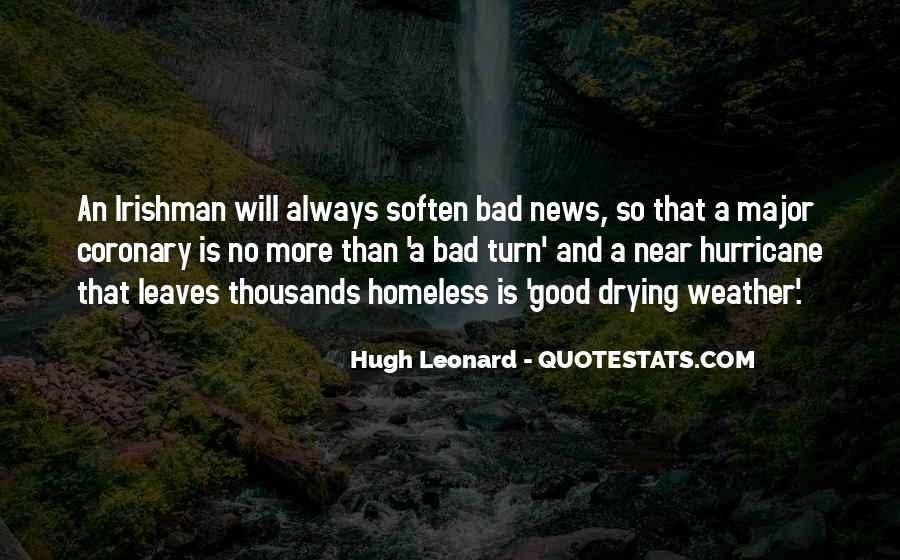 Good Bad News Quotes #534661