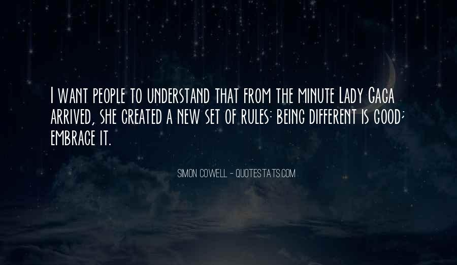 Quotes About Gaga Being Yourself #116835