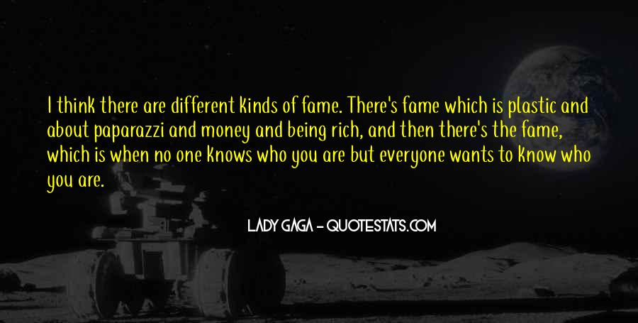 Quotes About Gaga Being Yourself #773110