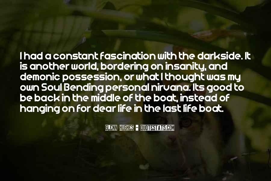 Good Bending Quotes #1521909
