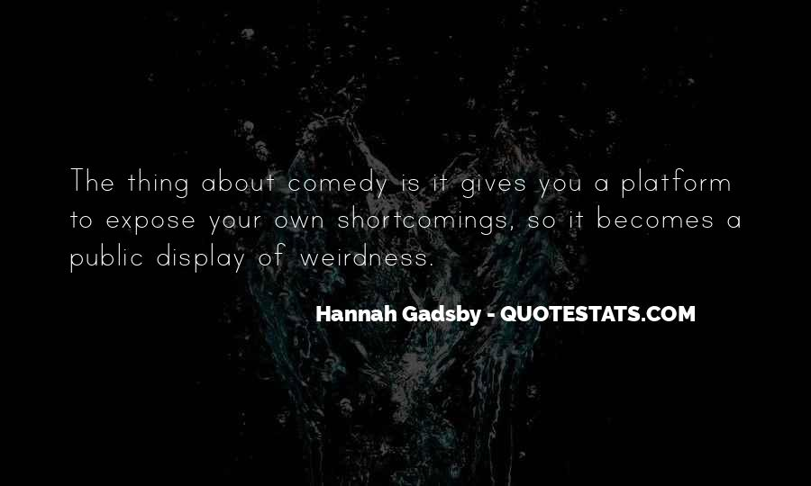 Quotes About Gadsby #1720043