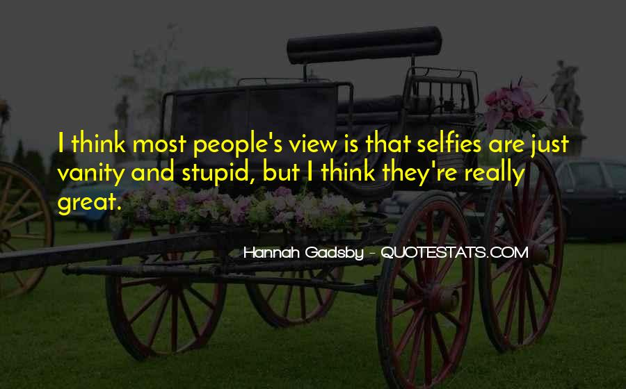 Quotes About Gadsby #1740614