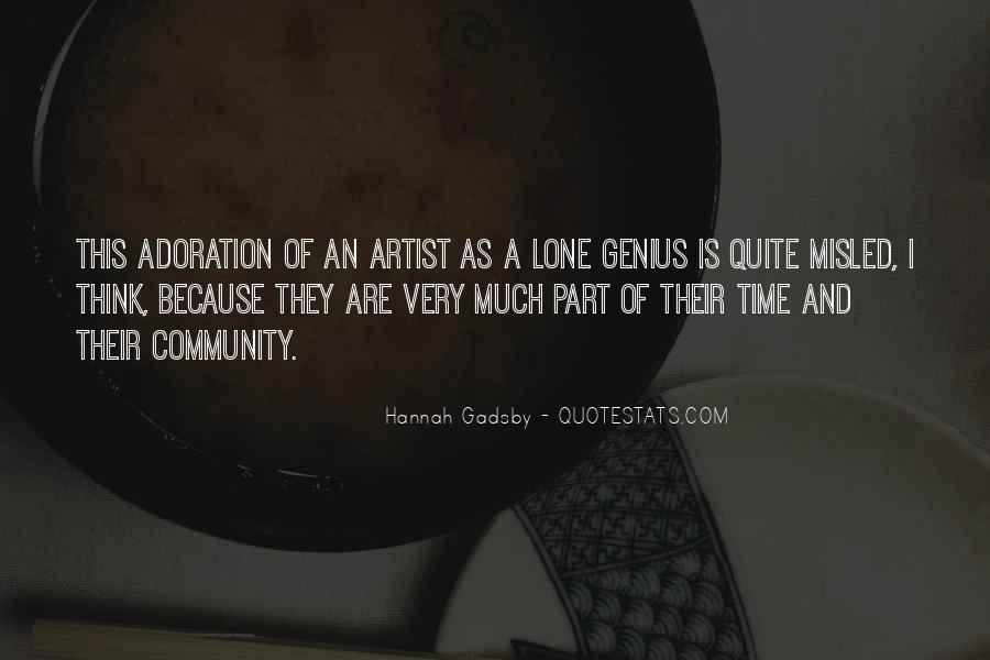 Quotes About Gadsby #576021