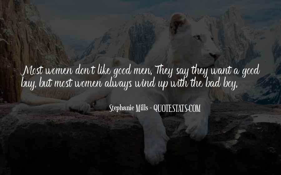 Good Boy Gone Bad Quotes #176067