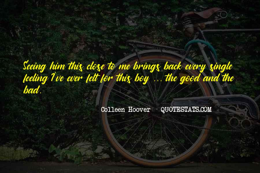 Good Boy Gone Bad Quotes #397642
