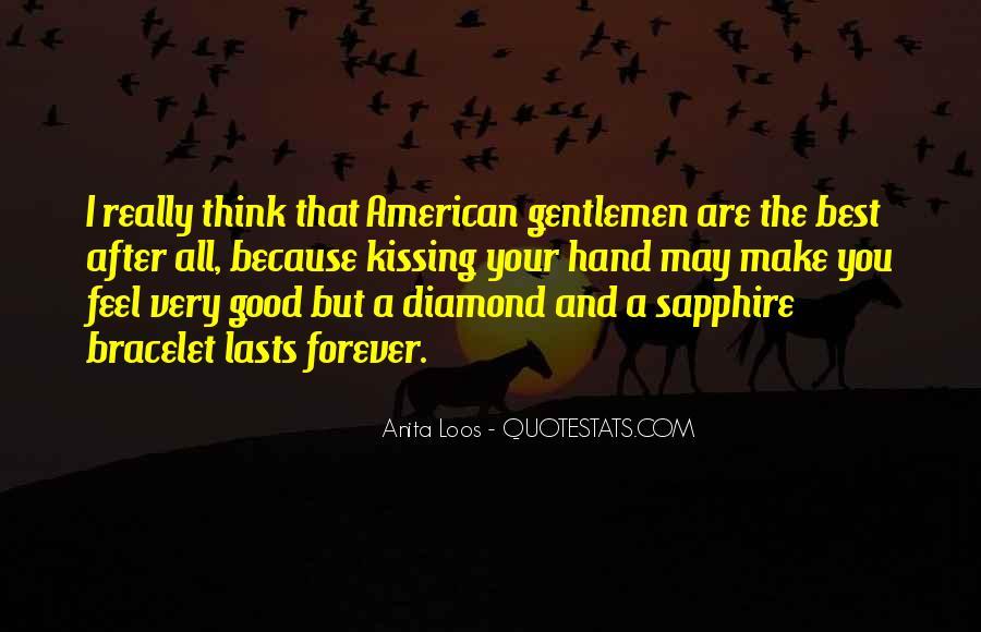 Good Bracelet Quotes #1171376