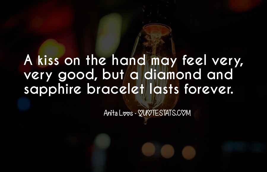 Good Bracelet Quotes #548485