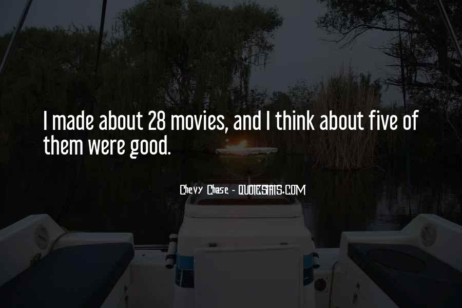 Good Chevy Quotes #1213158