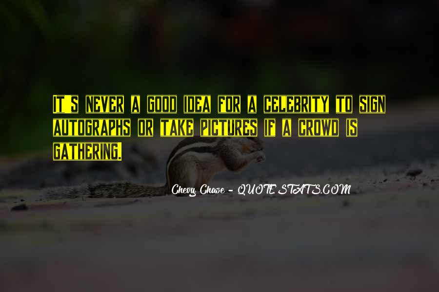 Good Chevy Quotes #1495949