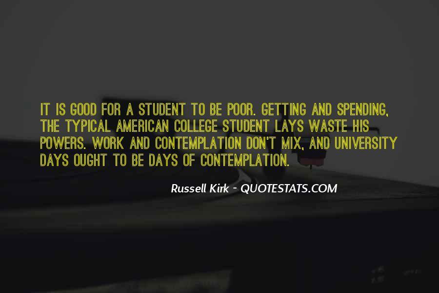 Good College Education Quotes #122548