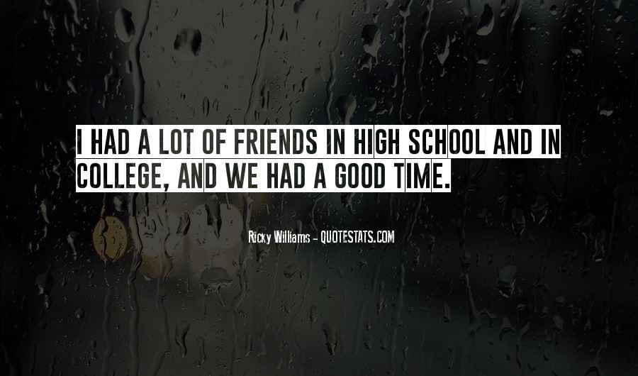 Good College Friends Quotes #818877