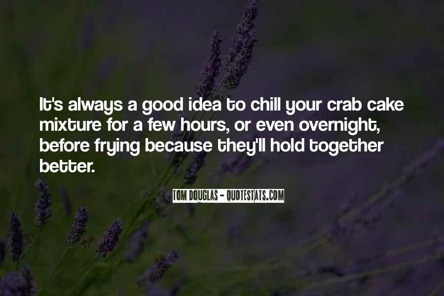 Good Crab Quotes #1054304