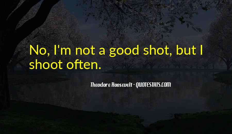 Good Duck Hunting Quotes #1780282