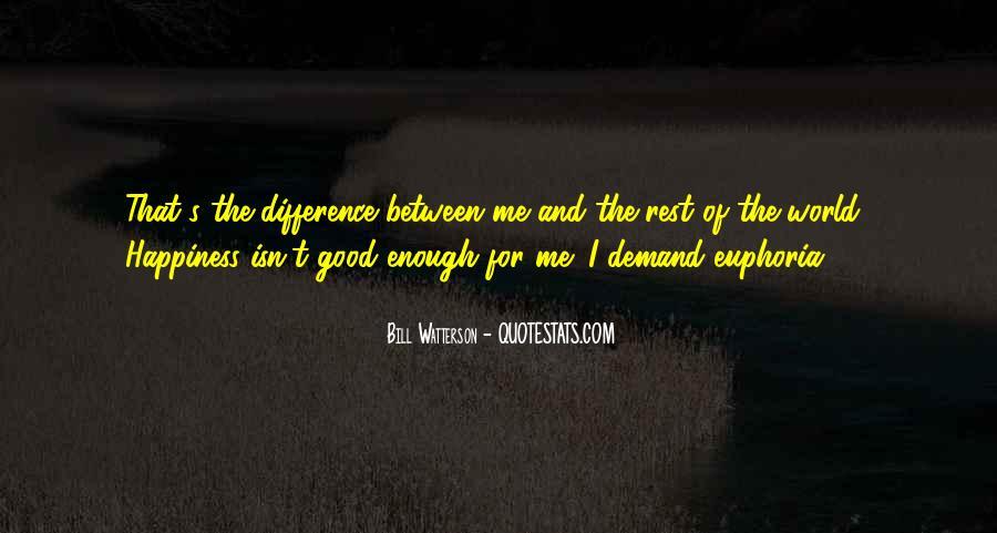 Good Euphoria Quotes #1649042