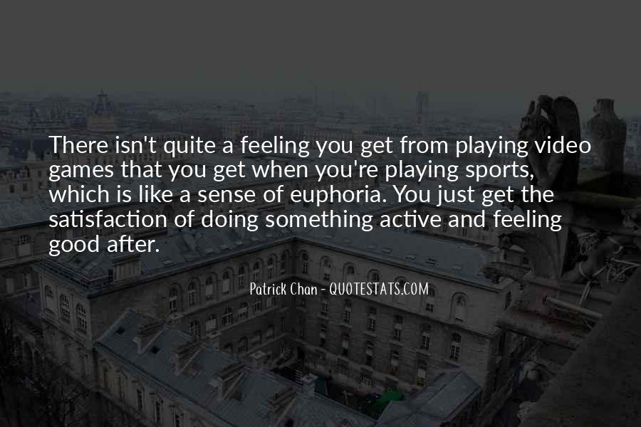 Good Euphoria Quotes #600877