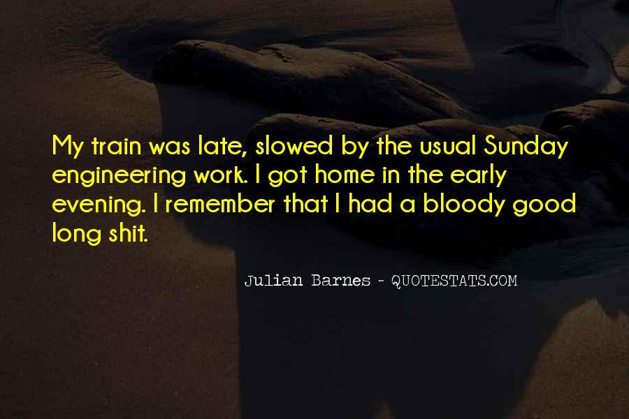 Good Evening Sunday Quotes #1875116