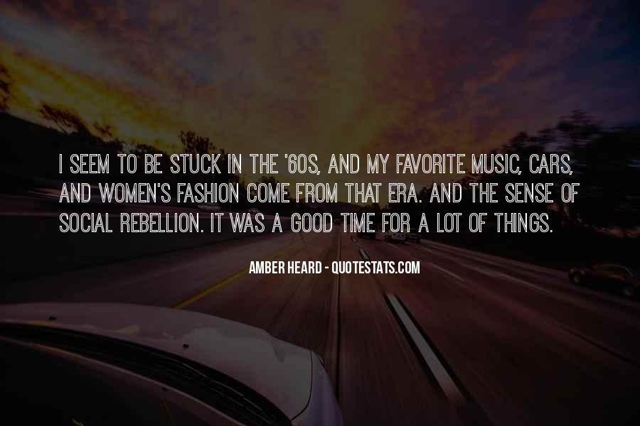 Good Fashion Sense Quotes #1294585