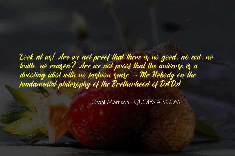 Good Fashion Sense Quotes #347420