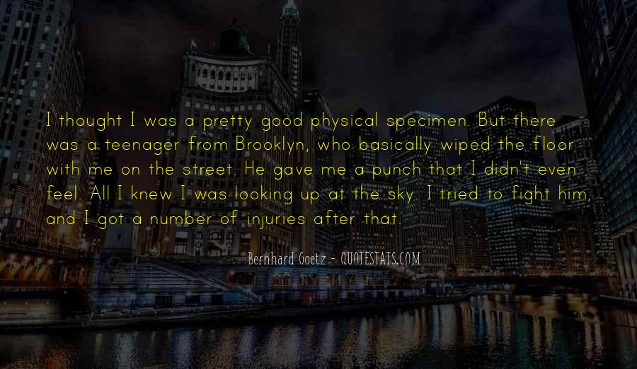 Good Fight Quotes #172063